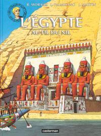 Les voyages d'Alix, L'Egypte. Volume 3, Au fil du Nil