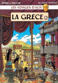 Les voyages d'Alix, La Grèce. Volume 2