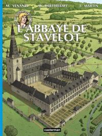 Les voyages de Jhen, L'abbaye de Stavelot