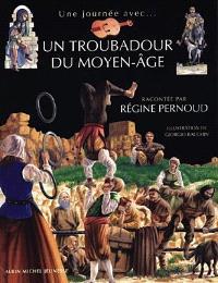 Un troubadour du Moyen Age