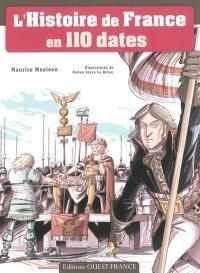 L'histoire de France en 110 dates