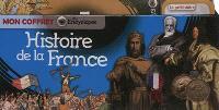 Histoire de la France : mon coffret Les encyclopes
