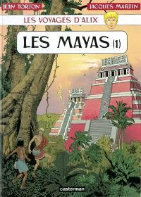 Les voyages d'Alix, Les Mayas. Volume 1