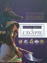 Larousse junior de l'Egypte