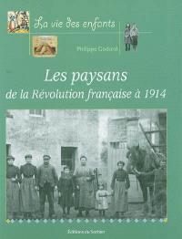 Les paysans : de la Révolution française à 1914
