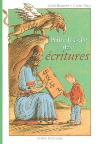 Petite histoire des écritures