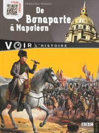 De Bonaparte à Napoléon