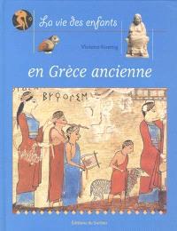 La vie des enfants en Grèce ancienne