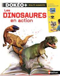 Les dinosaures en action