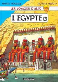 Les voyages d'Alix, L'Egypte. Volume 2