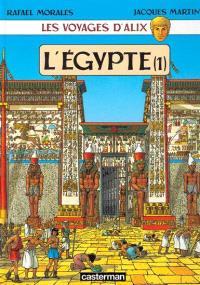 Les voyages d'Alix, L'Egypte. Volume 1, Karnak, Louxor