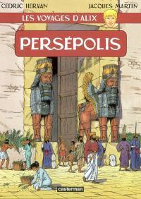 Les voyages d'Alix, Persépolis