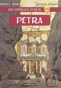 Les voyages d'Alix, Pétra