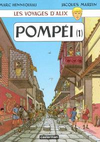 Les voyages d'Alix, Pompéi. 1