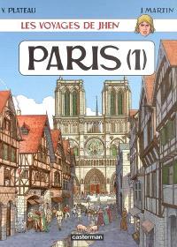 Les voyages de Jhen, Paris. Volume 1