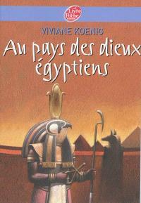 Au pays des dieux égyptiens