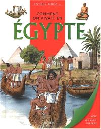 Comment on vivait en Egypte