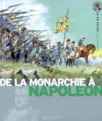 De la monarchie à Napoléon