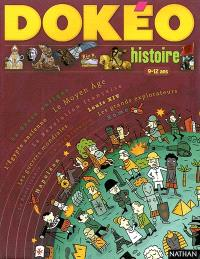 Dokéo histoire : 9-12 ans