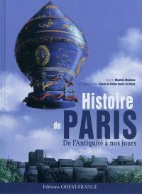 Histoire de Paris : de l'Antiquité à nos jours
