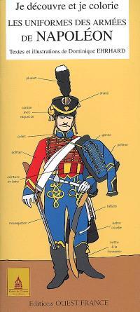 Je découvre et je colorie les uniformes des armées de Napoléon