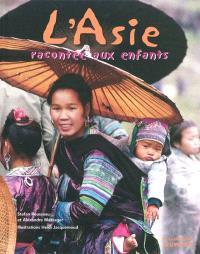 L'Asie racontée aux enfants