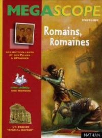 Romains, Romaines