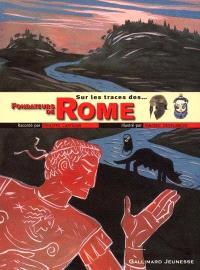 Sur les traces des fondateurs de Rome