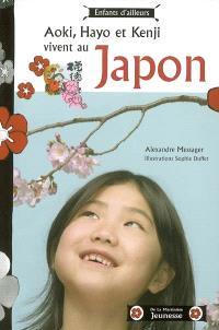 Aoki, Hayo et Kenji vivent au Japon