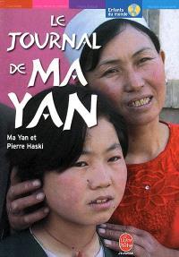 Le journal de Ma Yan : la vie quotidienne d'une écolière chinoise
