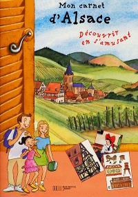 Mon carnet d'Alsace