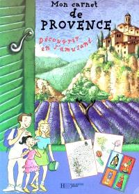 Mon carnet de Provence