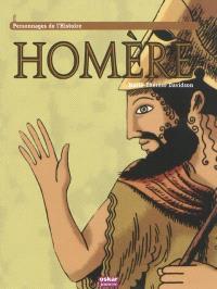 Homère : le plus grand poète de l'Antiquité