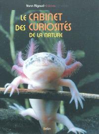Le cabinet des curiosités de la nature