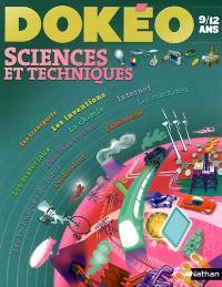Dokéo sciences et techniques : 9-12 ans