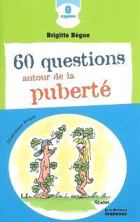 60 questions autour de la puberté