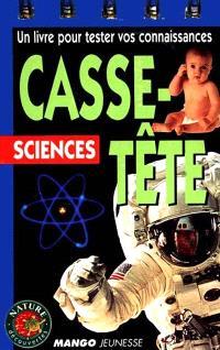 Casse-tête sciences