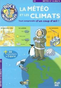 La météo et les climats