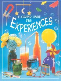 Le grand livre des expériences