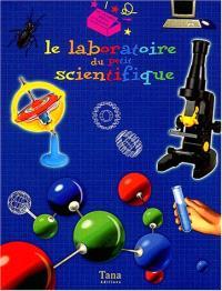 Le laboratoire du petit scientifique