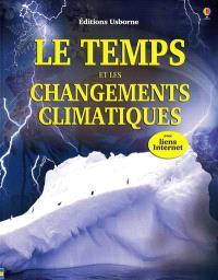 Le temps et les changements climatiques