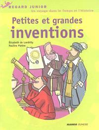 Petites et grandes inventions
