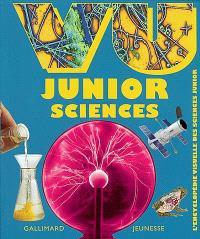 Vu junior sciences : l'encyclopédie visuelle des sciences junior