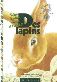 Des lapins : l'histoire, l'anatomie, l'élevage et la diversité