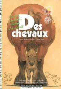 Des chevaux : l'histoire, l'anatomie, l'élevage et la diversité