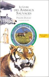 Le livre des animaux sauvages