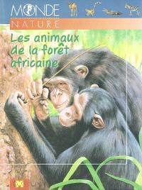 Les animaux de la forêt africaine