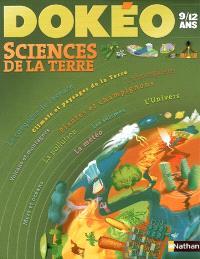 Dokéo sciences de la Terre : 9-12 ans