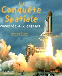 La conquête spatiale racontée aux enfants
