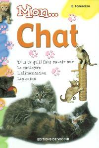 Mon chat : tout ce qu'il faut savoir